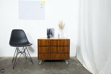 PALISANDER | ROSEWOOD | ROLLBOARD | SIDEBOARD | MEDIA | TV BOARD | DANISH