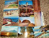 Lot of 11 Vintage unused Nature Beautiful Postcards - Unused Nos Vintage Ocean