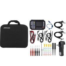 AC100-240V ADO104 4Channels Mini oscilloscopio digitale portatile Multimetro