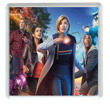 Dr Who (Jodie Whittaker) Drinks Coaster