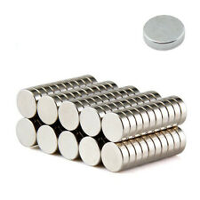 1-100 Pcs Super Strong Round Disc 10 x 3mm Magnets Rare Earth Neodymium N35 Lot