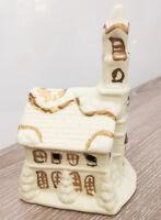 Wunderschöne Lichterhaus für Lichterkette Kirche Christmas Weihnachten X-mas
