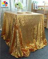 HOT SALE Wedding Glitter Sequin Round Tablecloths Table Cloth Cover Banquet