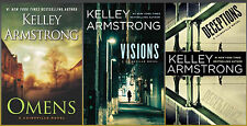 Kelley Armstrong LARGE TRADE PAPERBACK Set of Cainsville Series 1-3!