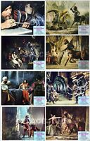 THE GOLDEN VOYAGE OF SINBAD Lobby Cards (1973) Complete Set of 8