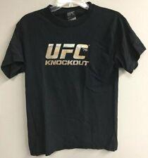 """UFC Knockout 76 """"Liddell Vs Jardine"""" Vintage 2007 T-Shirt Adult S"""