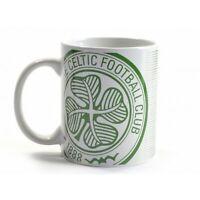 Celtic FC Halftone 0.3kg Boxed Mug (BS1397)