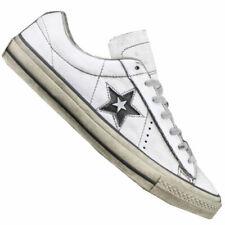 Scarpe da ginnastica da uomo bianche Converse Converse One Star