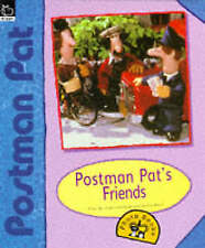 Cunliffe, John, Friends (Postman Pat Photobook), Very Good Book