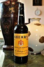 SHERRY HIDALGO MEDIUM DRY    -     17% / 0,70 L. Lo sherry in questione è prodo