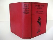 UNCLE TOM'S CABIN A Picture of Slave Life in America; Stowe; Sampson Low Marston
