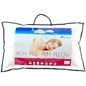 New Easyrest Cloud Support High & Firm Cotton Cover Ideal for Side Sleepers
