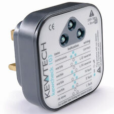Kewtech Kewcheck 103 Mains Tester
