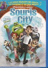 DVD ZONE 2--SOURIS CITY--DAVID B.SAM FELL