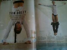 London 2012 ES Mag: TOM DALEY IN PANTS! DAI GREENE KERRI-ANNE PAYNE LIAM TANCOCK