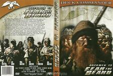 Duck Commander Hunting Fear the Beard Duckmen Duck Dynasty DVD NEW