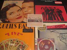 J. GEILS NAUTILUS SUPERDISC AUDIOPHILE 1/2 SPEED LOVE STINKS + 3 LP SET + 5 CDS