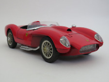"57 Ferrari 250GTO Testa Rossa 1/18 9.60"" Metal Diecast Vintage Classic Car (Box)"