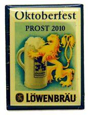 Pin Spilla Birra Löwenbräu Oktoberfest Prost 2010