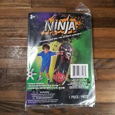 Inflatable bop bag - Ninja