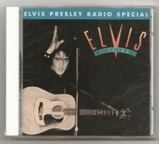 "ELVIS PRESLEY CD ""ELVIS PRESLEY RADIO SPECIAL"" 1992 BMG USA PROMO FACTORY SEALED"