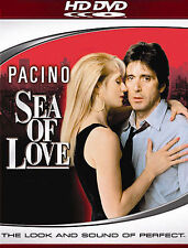 SEA OF LOVE - HD DVD - SEALED ORIGINAL CASE - FREE USPS FIRST CLASS SHIPPING!