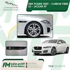 Side Power Vent - Carbon Fiber - LH - Jaguar XF T2H18319