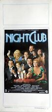 locandina playbill CINEMA NIGHT CLUB SERGIO CORBUCCI DE SICA WERTMULLER VASTANO