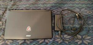 "MSI GL62M 7RDX 15.6"" (Intel Core i7, 16GB) Notebook-Black, For Parts"