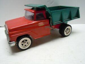 Vintage 1964 Tonka Metal Dump Truck . WORKS & EXCELLENT CONDITION. NO RESERVE