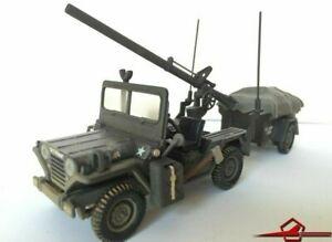 "Corgi US50103 Unsung Heroes, M151 A1 "" Mutt "" Recoilless Truck US Army, 1:43"