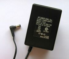 Atlinks Thomson 5-2510 12 Volt Ac Adapter Power Supply for Phones, 12V 500mA (+)
