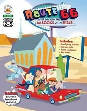 Route 66, A Trip Through The 66 Books Of The Bible, Grades 2-5