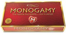 MONOGAMY Adult Board Game SPANISH DELUXE VERSION Romantic GIFT for Couples BNIB
