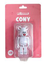 BearBrick 100% CONY LINE FRIENDS CONY (New)