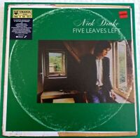 Nick Drake – Five Leaves Left Vinyl LP Box Set Island 2013 NEW/SEALED