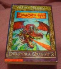 Emily Rodda - Deltora Quest 3 - Dragon's Nest LOCAL FREEPOST ch sc 0914
