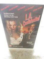 L.A. CONFIDENTIAL - 1998 WARNER VIDEO BIG BOX EX RENTAL VHS TAPE PAL SYSTEM