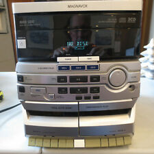New listing Magnavox Mas-100 Mini-HiFi Portable Stereo System