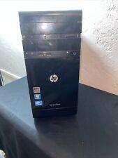 HP pavilion p2-1123w Desktop Pc W/ Intel Celeron G460 4gb Ram 1tb Harddrive