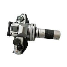 Tele Lens For Olympus OM-DE M1,M5,M10 Series with 14-42mm EZ ED lens