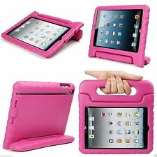Light Pink Children Kids Protection Stand Case Cover For Apple iPad Mini 1/2/3
