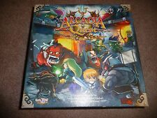 Arcadia Quest - Core Base Game - Miniatures Board Game ( CMON ) (Open Box)