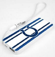 Mizco NFL Indianapolis Colts 3K Slim Power Bank Powerbar - FREE SHIP!!