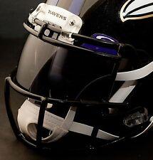 *CUSTOM* BALTIMORE RAVENS NFL OAKLEY Football Helmet EYE SHIELD / VISOR