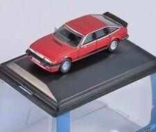 Rover SD1 3500 Vitesse en targa rouge échelle 1/76 Modèle OXFORD DIECAST