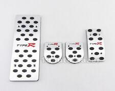 MT Aluminum Foot Rest Type-R Pedal Set for Honda Civic 12-14 13