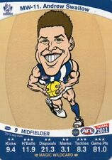 Sports Trading Cards 2017 Afl Teamcoach Prize Card Jack Ziebell North Melbourne Sufficient Supply