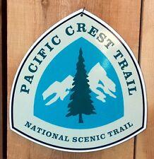 "Pacific Crest Trail PCT Sign 11.5""x12"""