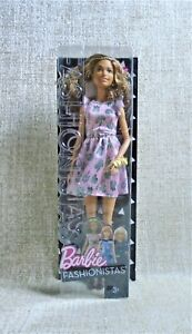 Barbie Fashionistas Doll  # 67 MISB  Mattel 2016